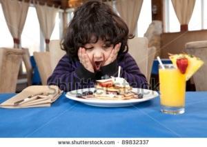 pancake kid